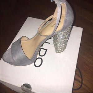 Aldo GLAM heels